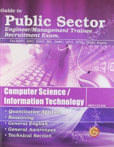 Guide to Public Sector Computer Science/Information Technology GKP
