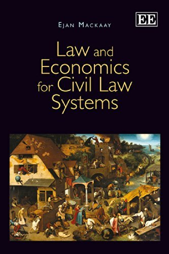 Law and Economics for Civil Law Systems  by  Ejan Mackaay