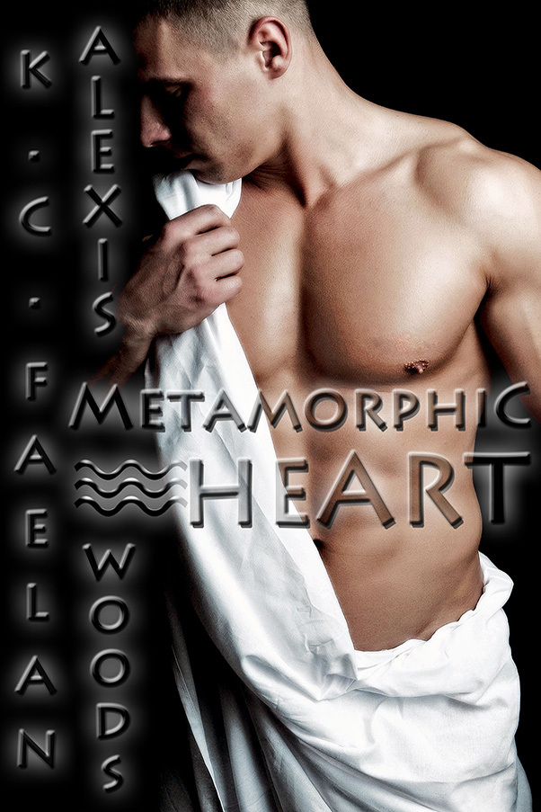 Metamorphic Heart  by  Alexis Woods