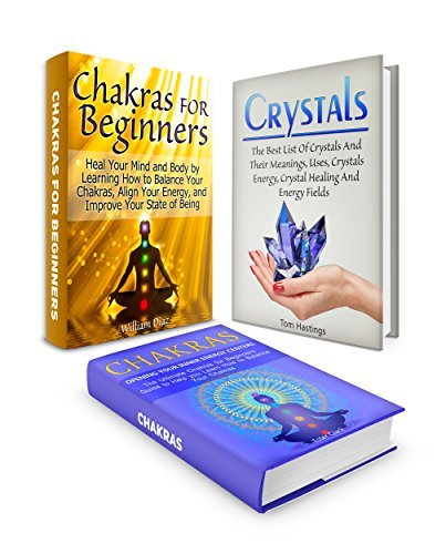 Crystals Box Set: The Best List Of Crystals And Their Meanings Plus Chakras for Beginners Guide to Help you Learn How to Balance Your Chakras and Heal ... and their meanings, chakras for beginners) William Diaz