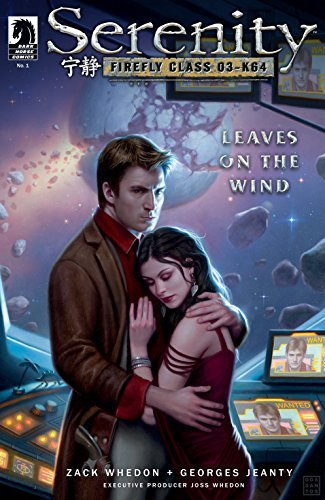 Serenity: Leaves on the Wind #1  by  Zack Whedon