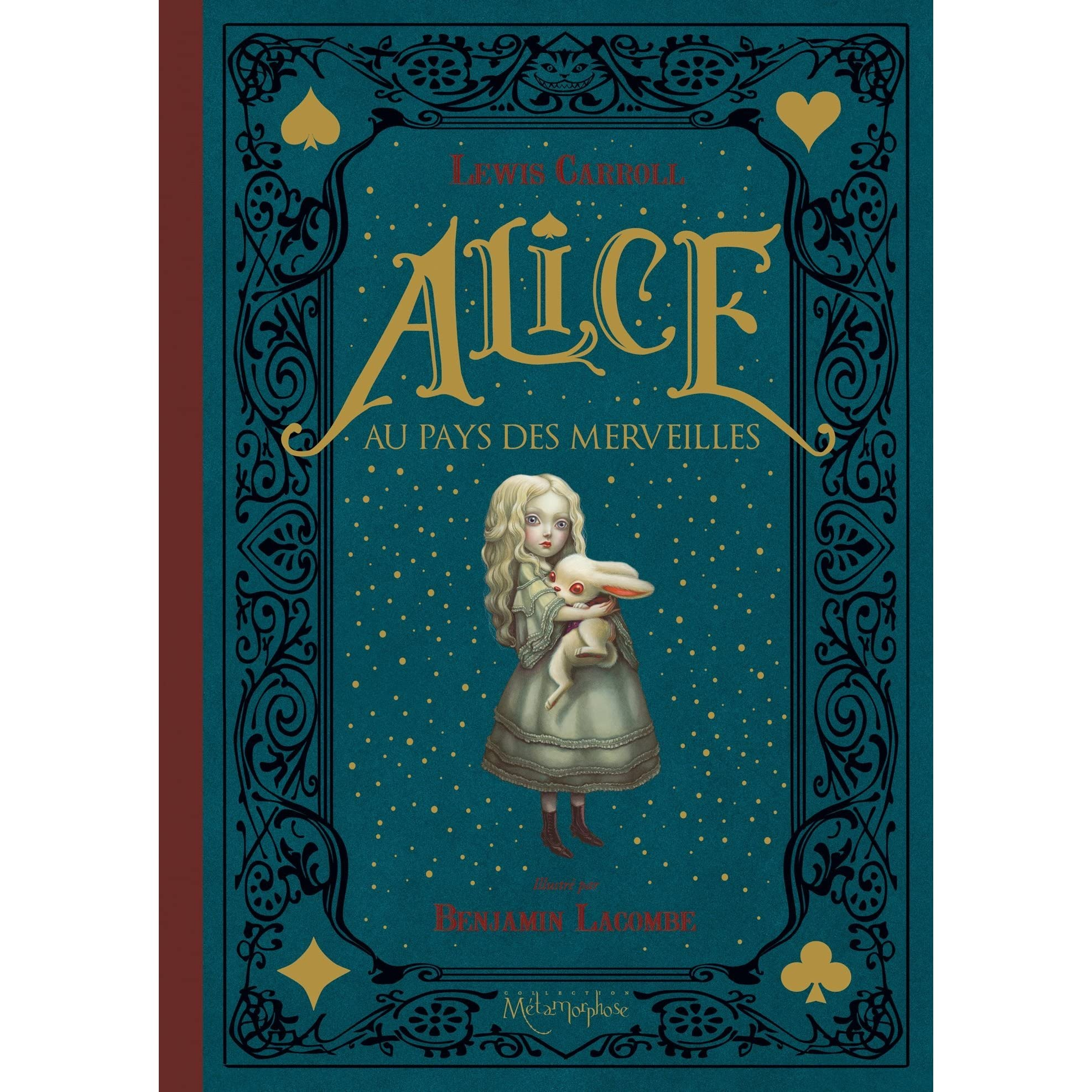 Alice au pays des merveilles by benjamin lacombe reviews discussion bookc - Mug alice au pays des merveilles ...