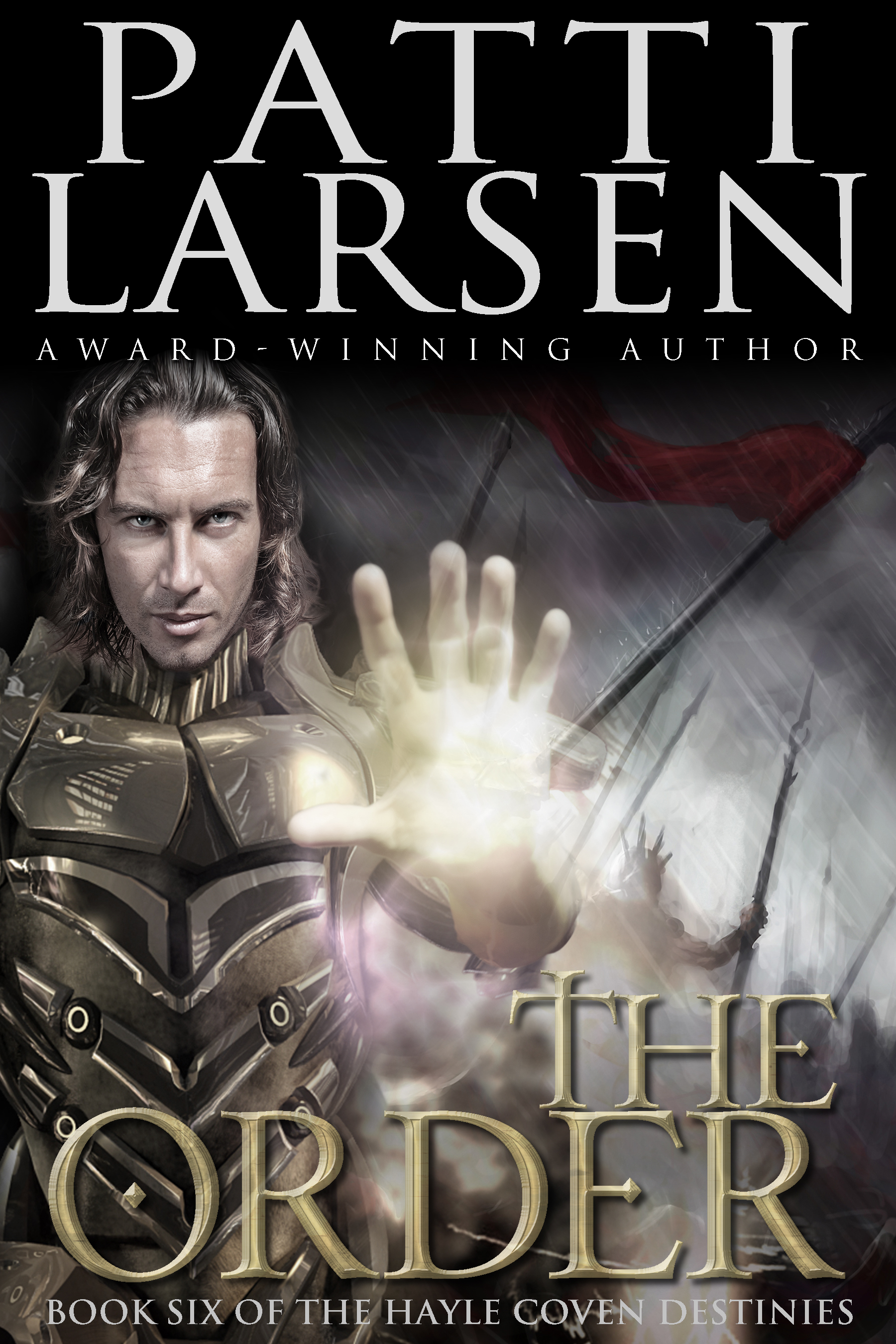 The Order  by  Patti Larsen