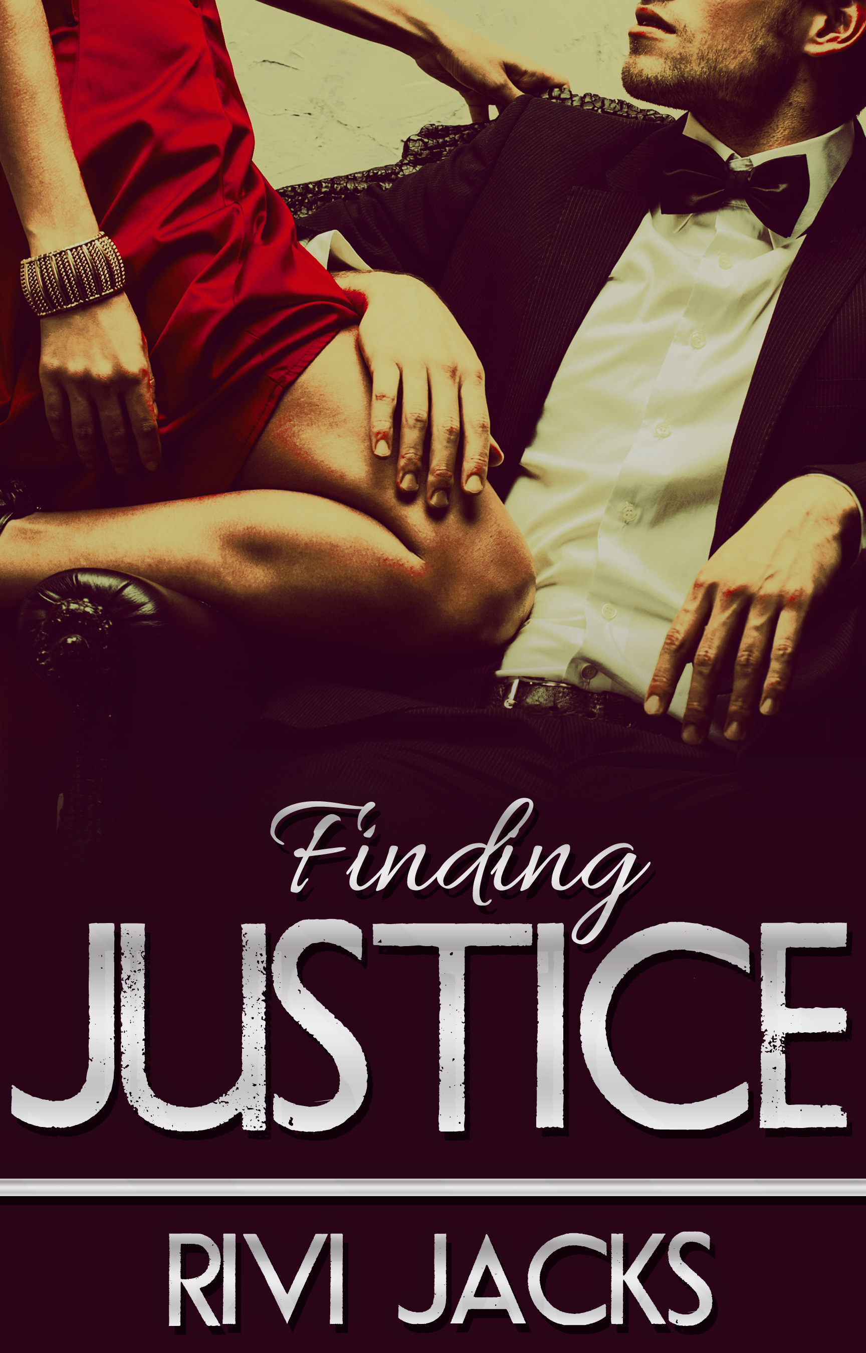 Finding Justice  by  Rivi Jacks