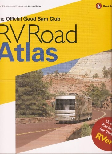 RV Road Atlas Good Sam Club by Good Sam Club