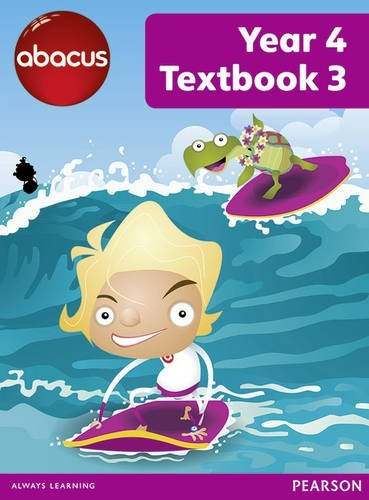 Abacus Year 4 Textbook 3 (Abacus 2013)  by  Ruth Merttens