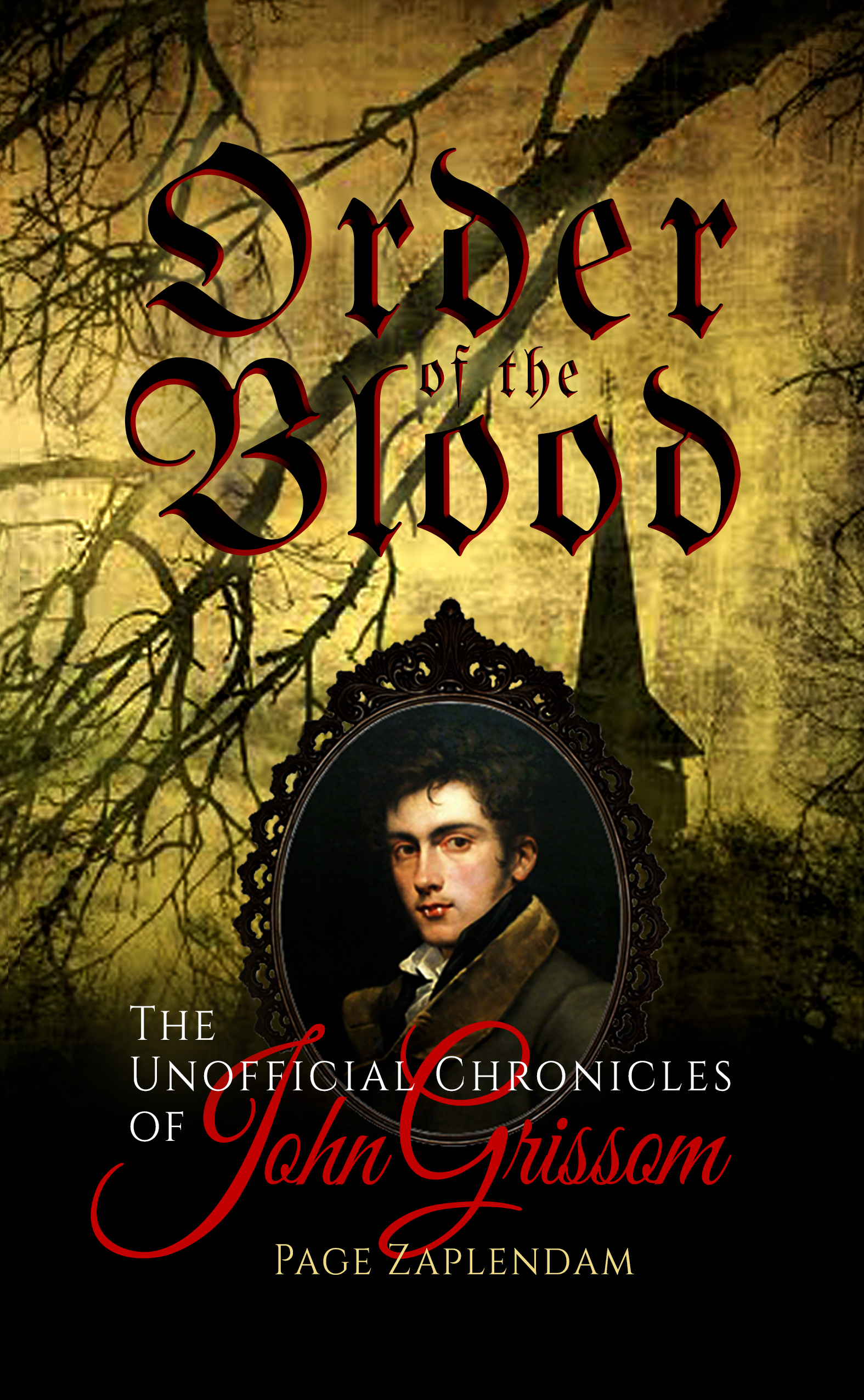 Order of the Blood: The Unofficial Chronicles of John Grissom  by  Page Zaplendam