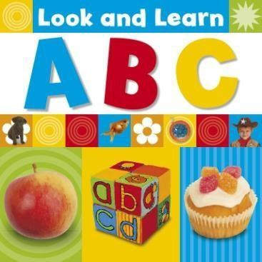 look and Learn: A B C  by  Castle Street Press