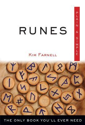 Runes, Plain and Simple  by  Kim Farnell