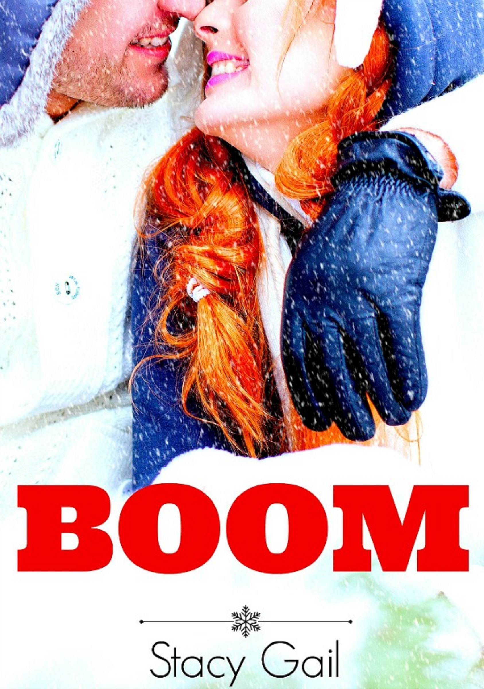Boom  by  Stacy Gail