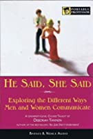 """""""Communication Matters   He Said/She Said: Women, Men And Language"""" (The Modern Scholar, Course One)"""