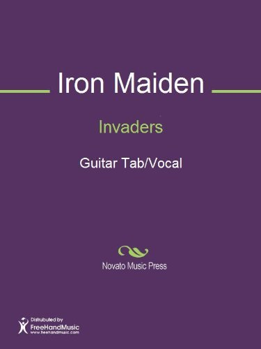 Invaders  by  Iron Maiden