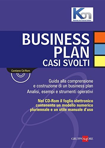 Business plan - Casi svolti  by  Various