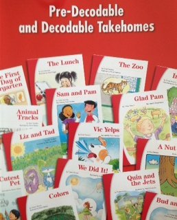 Pre-Decobale and Decodable Takehomes Level K  by  McGraw-Hill SRA