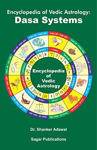 Encyclopedia of Vedic Astrology: Dasa Systems: This astrology book has been originally published  by  the prestigious Sagar Publications with Dr.Shanker Adawal as its author. by Sagar Publications