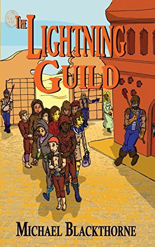 The Lightning Guild (Stormriders Book 3)  by  Michael Blackthorne
