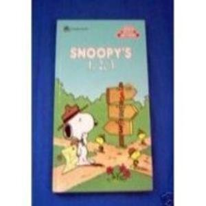 Snoopys 1, 2, 3  by  Charles M. Schulz