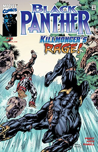 Black Panther (1998-2003) #18  by  Christopher Priest