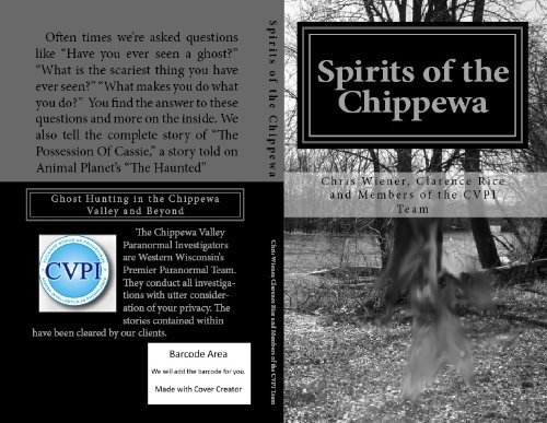 Spirits of the Chippewa  by  Chris Wiener
