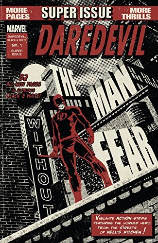 Daredevil: Black and White (2010) #1  by  Peter Milligan