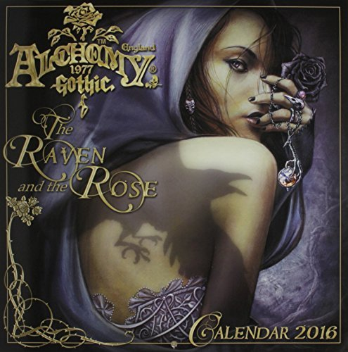 Alchemy 1977 Gothic: The Raven and the Rose  by  Alchemy 1977