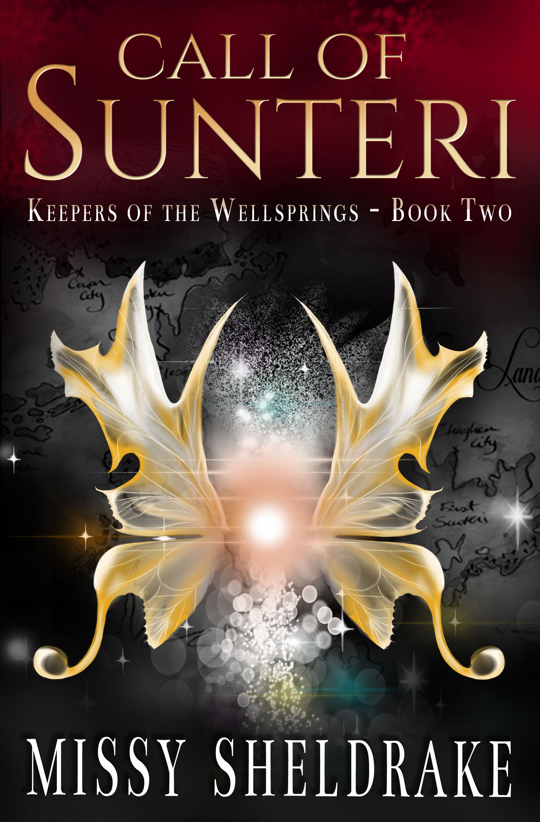 Call of Sunteri (Keepers of the Wellsprings Book 2)  by  Missy Sheldrake