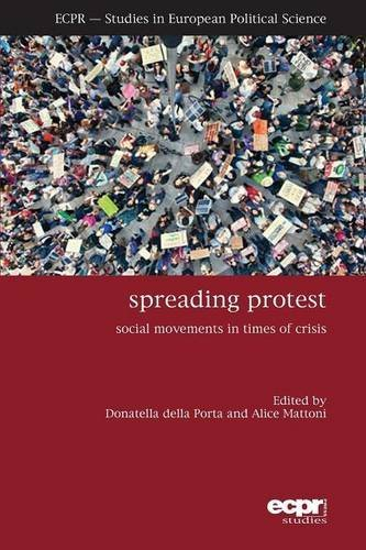 Spreading Protest: Social Movements in Times of Crisis  by  Donatella Della Porta