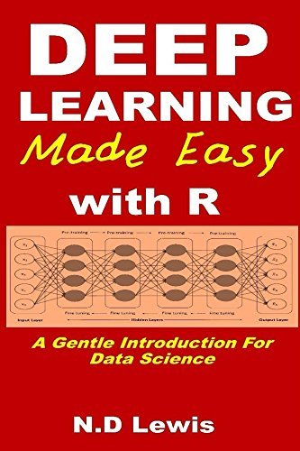 Deep Learning Made Easy with R: A Gentle Introduction for Data Science. N.D Lewis