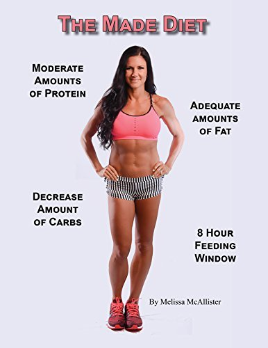The Made Diet: Moderate amounts of protein Adequate amounts of fat Decrease amount of carbs Eight hour feeding window Melissa McAllister
