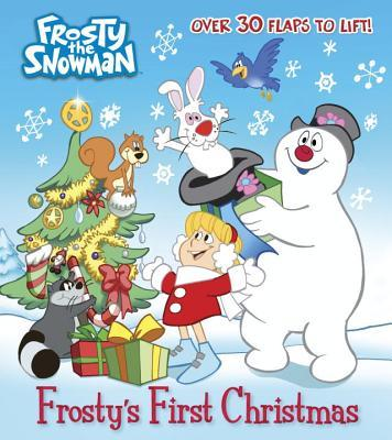 Frostys First Christmas (Frosty the Snowman)  by  Random House