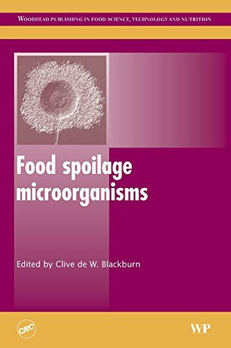 Food Spoilage Microorganisms  by  Clive de W Blackburn