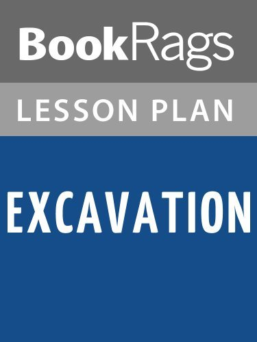 Excavation  by  James Rollins Lesson Plans by BookRags