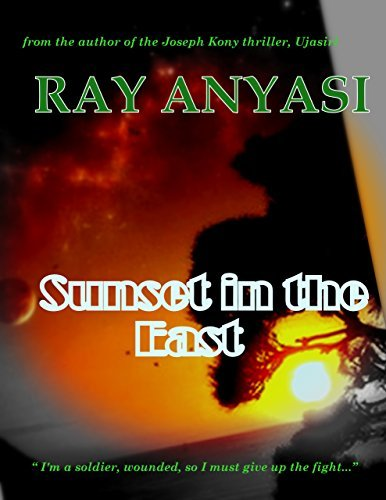 Sunset in the East  by  Ray Anyasi