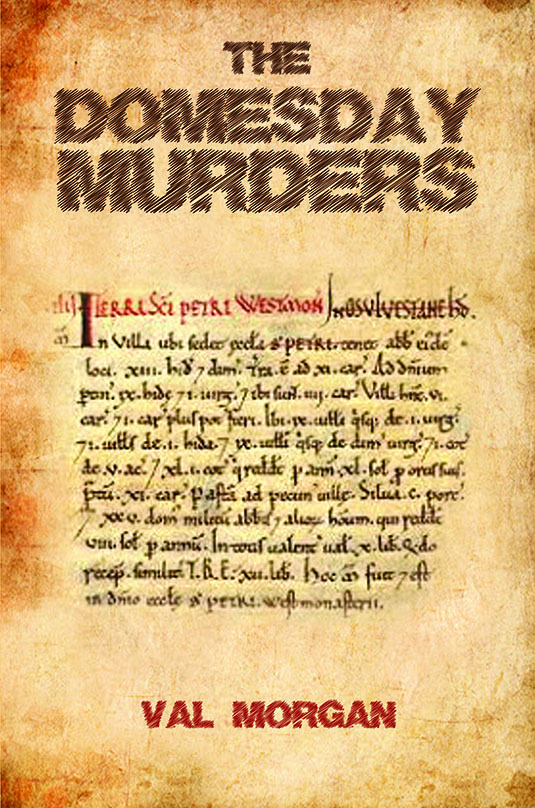 The Domesday Murders  by  Val Morgan