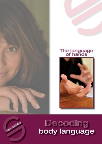 The language of hands (Body language Book 2)  by  Olga CIESCO