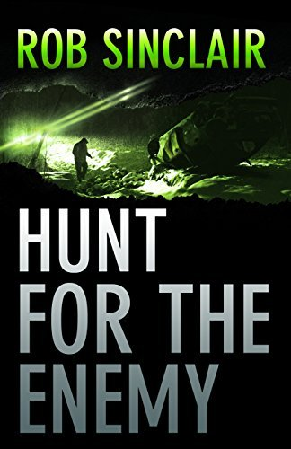 Hunt for the Enemy (The Enemy #3)  by  Rob   Sinclair