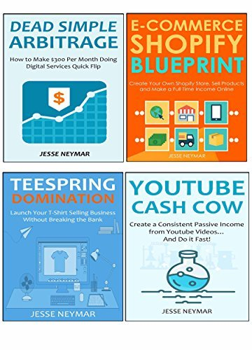 Operation Total Freedom - 2016: 4 Money Making Ideas To Help You Quit Your Job This Year Jesse Neymar