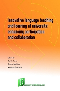 Innovative Language Teaching and Learning at University: Enhancing Participation and Collaboration  by  Cecilia Goria