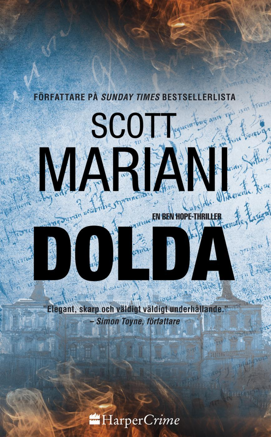 Dolda (Ben Hope, #10)  by  Scott Mariani