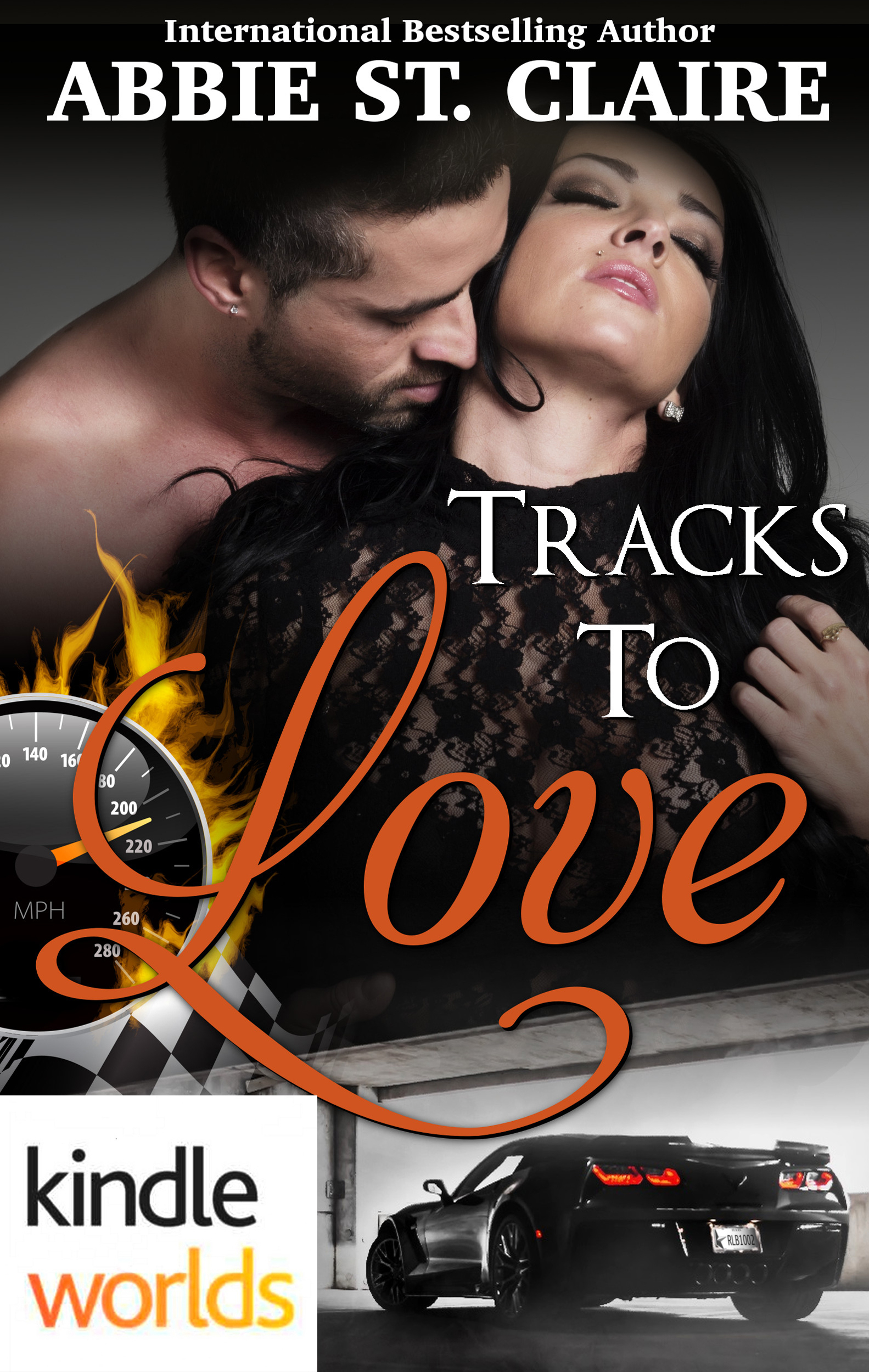 Tracks To Love  by  Abbie St. Claire