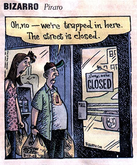 Bizarro comic strip, 2003-Sept-17