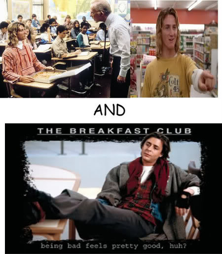 Fast times and Breakfast club