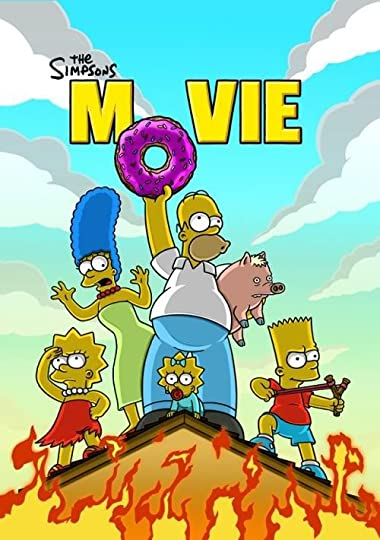 Simpsons Movie Pictures, Images and Photos