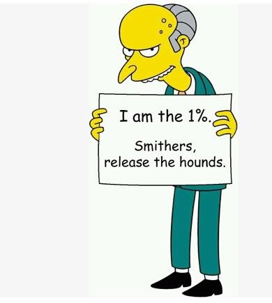 the 1%, monty burns
