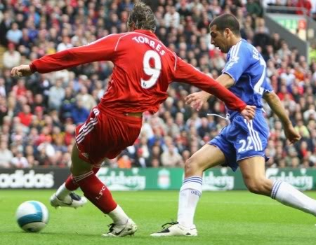 First Goal against Chelsea