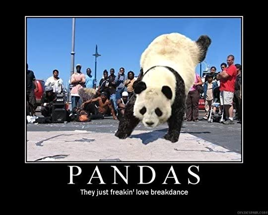 Motivational Poster for Pandas Pictures, Images and Photos