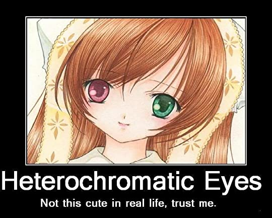 Heterochromatic Eyes Pictures, Images and Photos