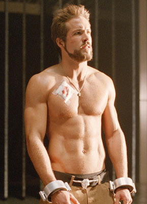 Ryan Reynolds attempting to cause your ovaries to implode