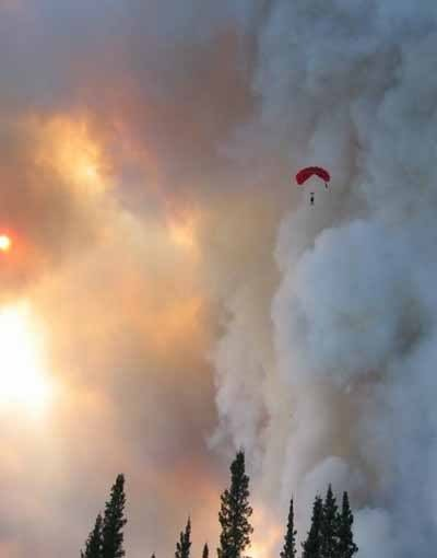 Smoke Jumper Pictures, Images and Photos