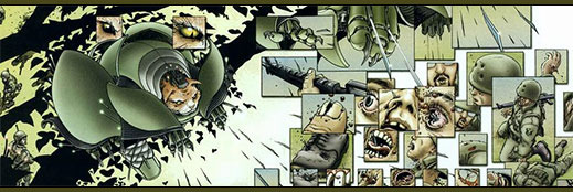WE3 by Grant Morrison and Frank Quitely